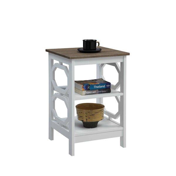 Ardenvor End Table by Beachcrest Home