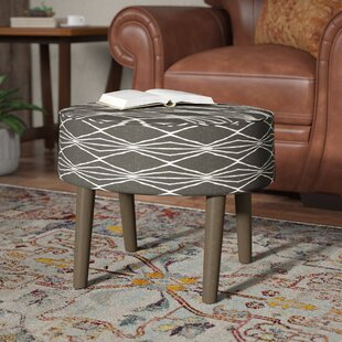 Fayanna Accent Stool by World Menagerie