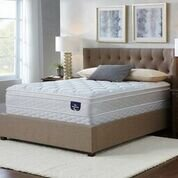Sertapedic 7 Firm Innerspring Mattress and Box Spring by Serta