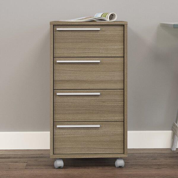 @ Hadley 4-Drawer Vertical Filing Cabinet by Zipcode Design| #$232.11!