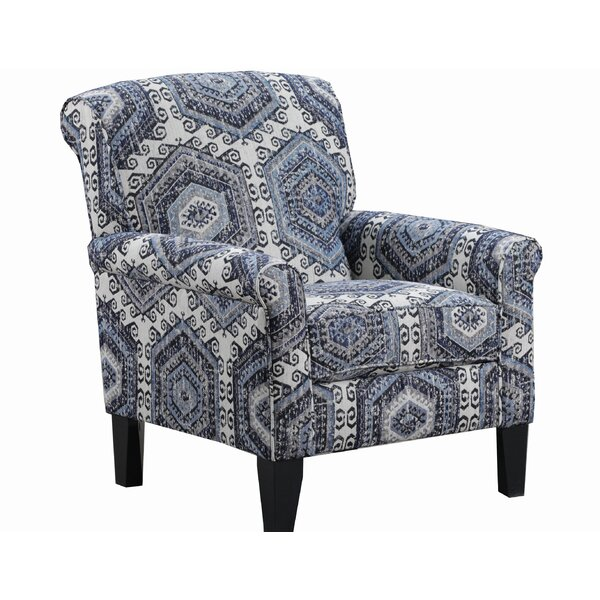 Freddie Armchair by Simmons Upholstery by Red Barrel Studio