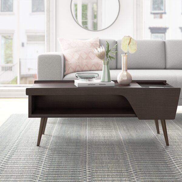 Sophie Lift Top Coffee Table With Storage By Foundstone