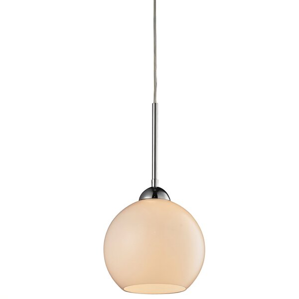 Delia 1-Light LED Mini Pendant by Langley Street
