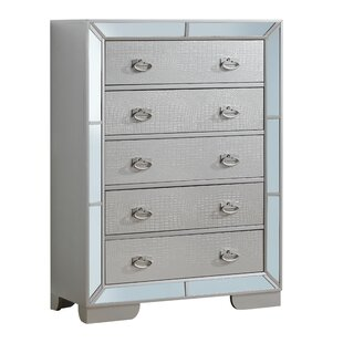 Jemma 5 Drawer Chest by Everly Quinn