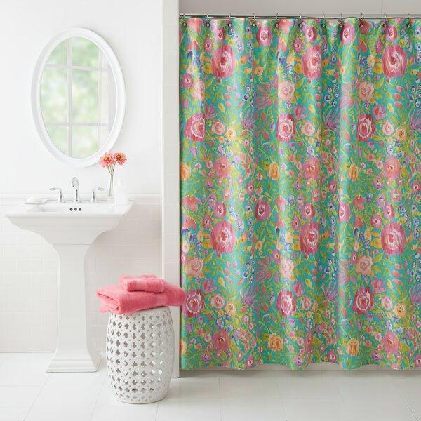 Lincoln Shower Curtain by Viv + Rae