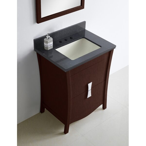 Hendry 24 Single Bathroom Vanity Set