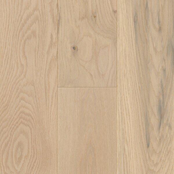 Coastal Allure 7 Engineered Oak Hardwood Flooring in Beachwood White by Mohawk Flooring