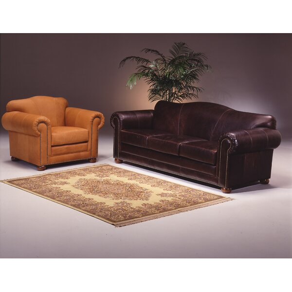Sedona Leather Configurable Living Room Set by Omnia Leather