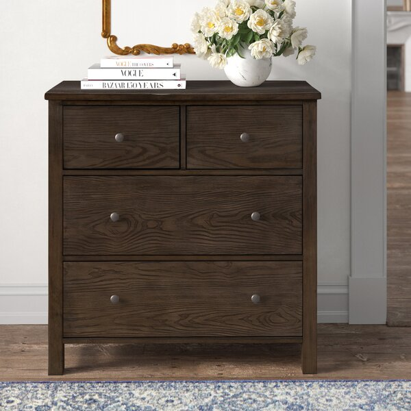Aguirre 4 Drawer Accent Chest By Kelly Clarkson Home