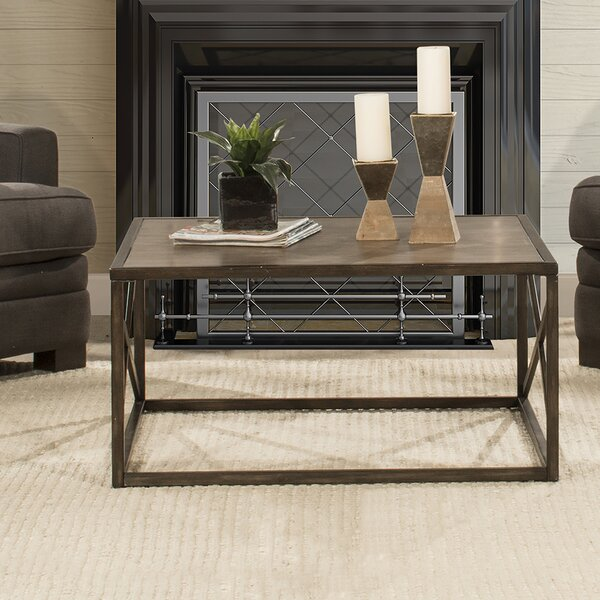 Raymond Coffee Table by Gracie Oaks