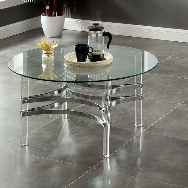 Solenne Coffee Table By Orren Ellis