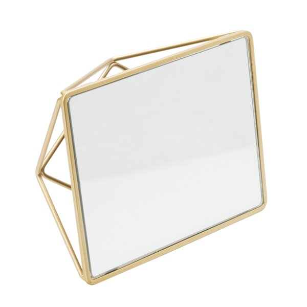 Dame Home Details Makeup/Shaving Mirror by Mercer41