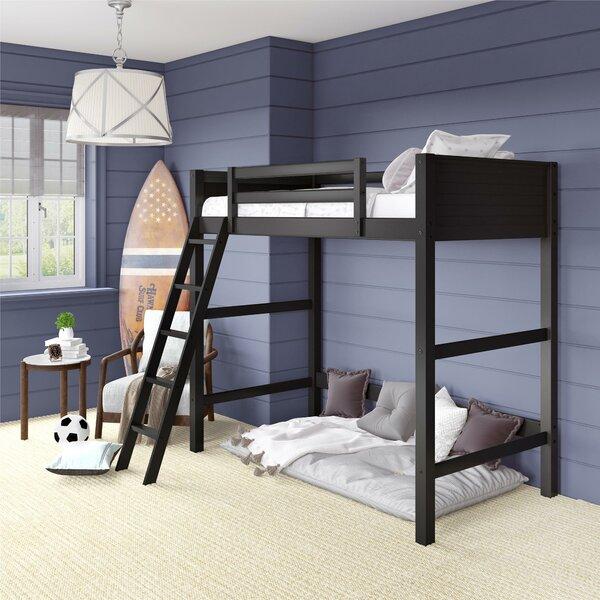Zuniga Twin Loft Bed by Harriet Bee