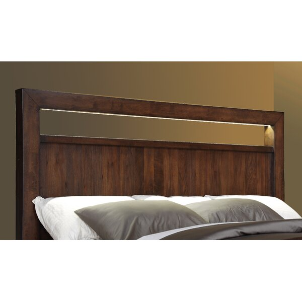 Diana Panel Headboard by Three Posts