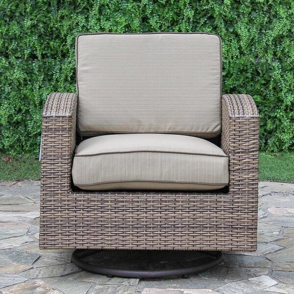Candor Patio Chair with Cushion by Darby Home Co