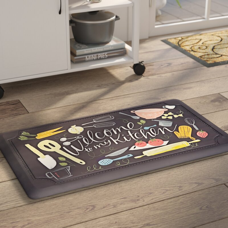 Gothard Tered Kitchen Dri Pro Comfort Mat
