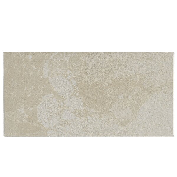 Bedford 4 x 8 Ceramic Subway Tile in Crystal Sands by Itona Tile