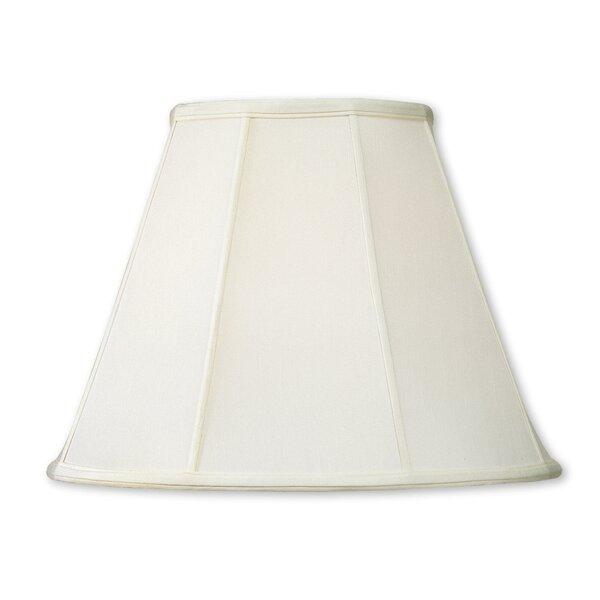 18 Silk Empire Lamp Shade by Fleur De Lis Living