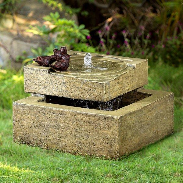 Resin/Fiberglass Fountain by Jeco Inc.