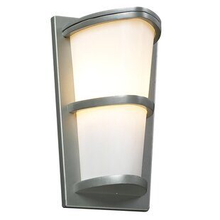Best Reviews Neale 1-Light Outdoor Flush Mount By Latitude Run