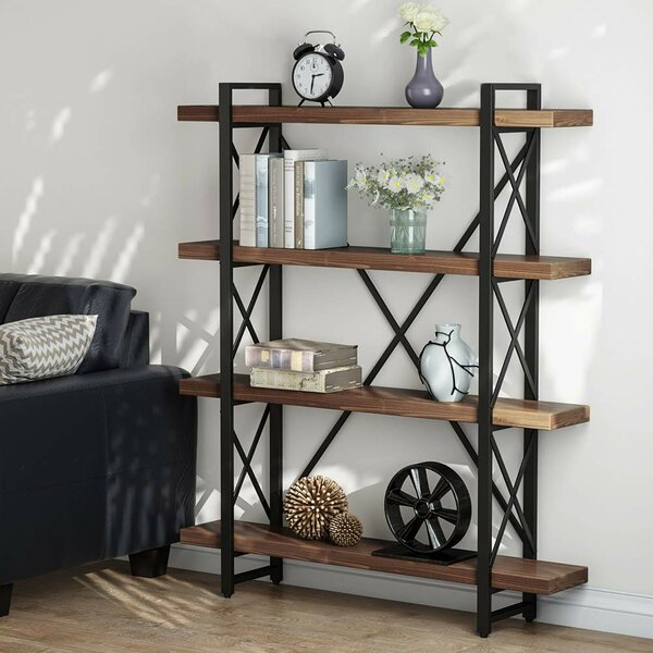 Schleicher Etagere Bookcase by Gracie Oaks