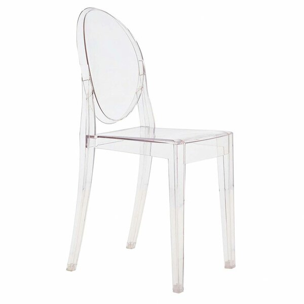 Victoria Ghost Chair (Set of 4) by Kartell Kartell