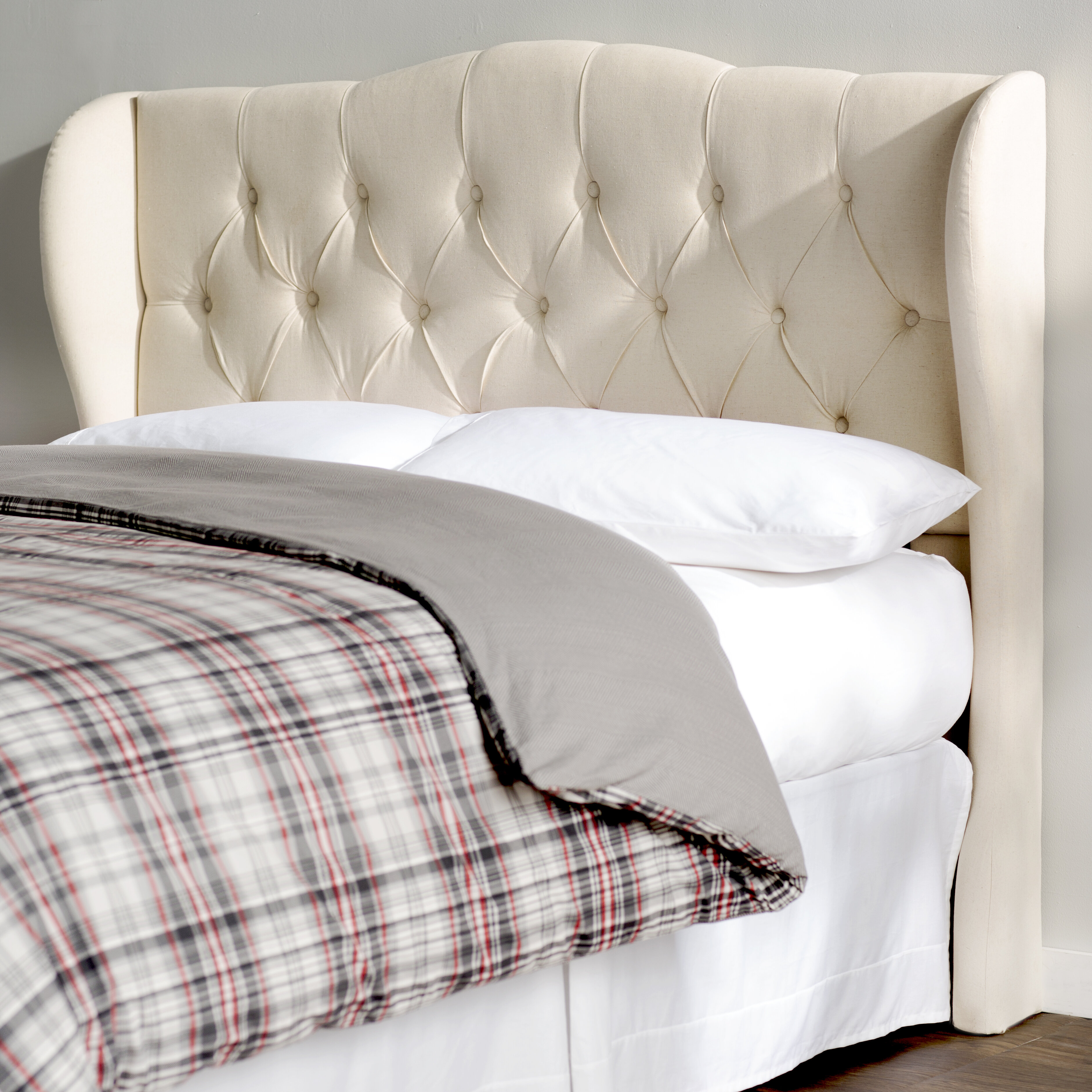 headboard details eng wingback tufted headboards living bedroom nailheads products gray dorel sourceimage with
