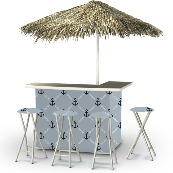 Anchors Away Tiki Bar Set by Best of Times Best of Times