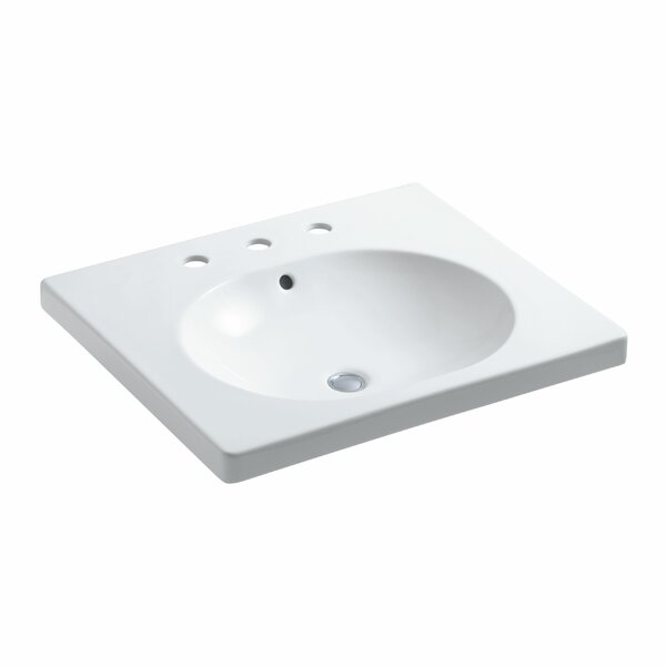 Persuade Circ Vanity-Top Bathroom Sink by Kohler