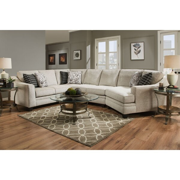 Synthia Sectional By Gracie Oaks