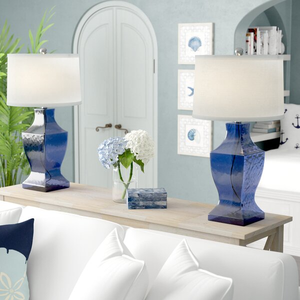 Samoset 28.5 Table Lamp (Set of 2) by Beachcrest Home
