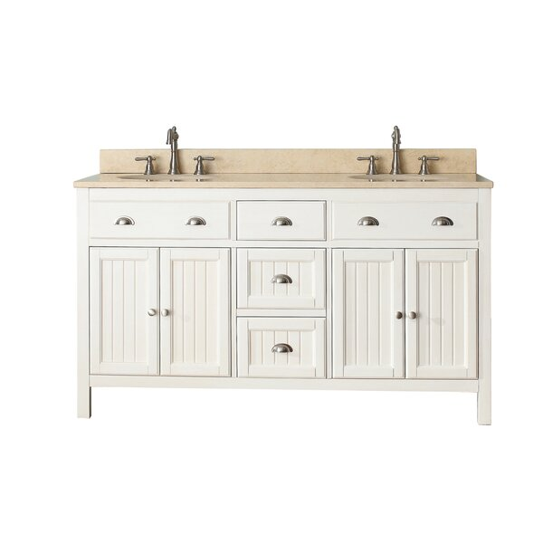 61 Double Bathroom Vanity Set by Birch Lane™