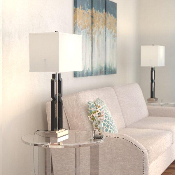 Delgado Table Lamp Set (Set of 2) by Willa Arlo Interiors