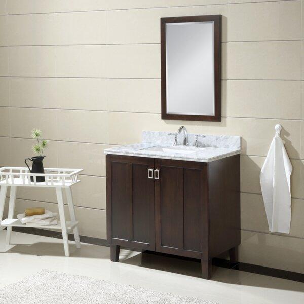 Larabee 36 Single Sink Bathroom Vanity Set by Latitude RunLarabee 36 Single Sink Bathroom Vanity Set by Latitude Run
