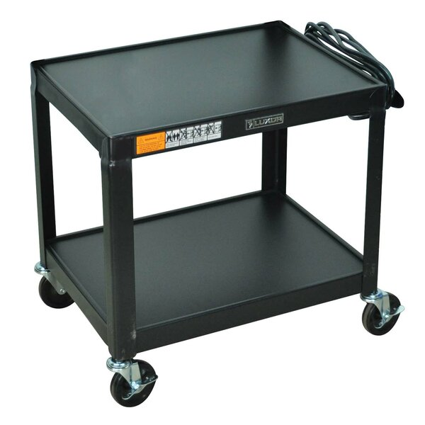 Metal AV Cart by Offex
