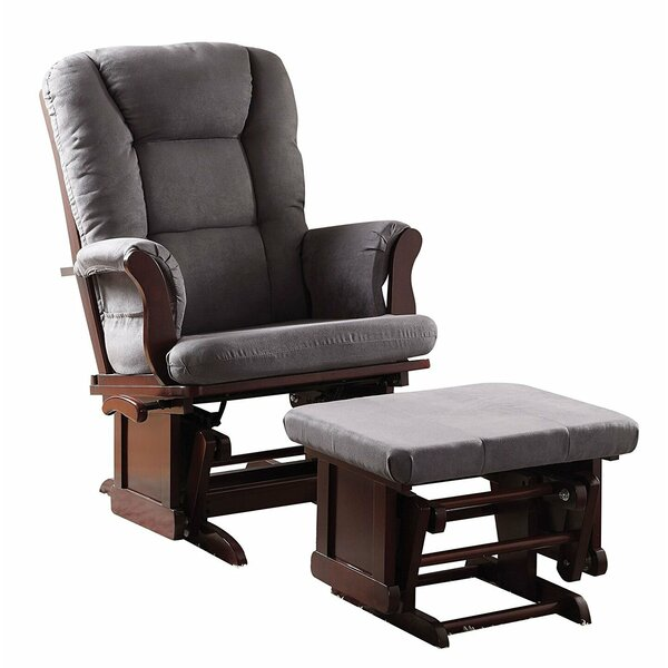 Groner Recliner with Ottoman [Red Barrel Studio]