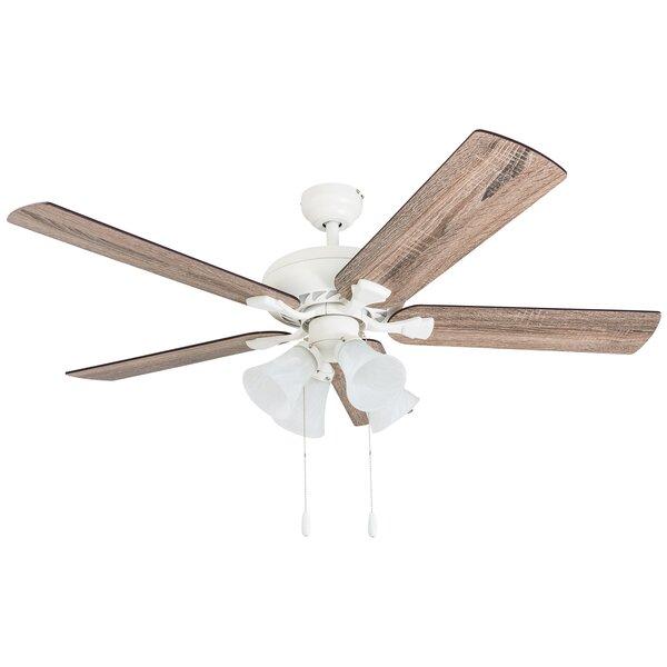 52 Tyntesfield 5 Blade Ceiling Fan by Millwood Pines
