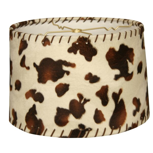 Timeless 14 Linen Drum Lamp Shade by Royal Designs