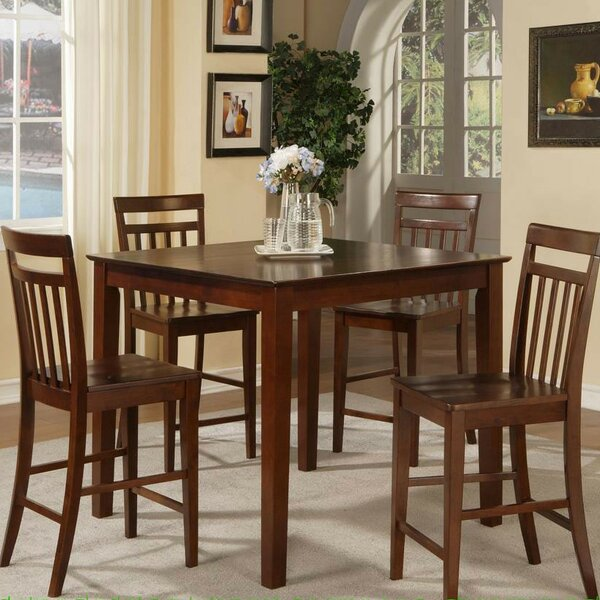 Counter Height Dining Table by East West Furniture