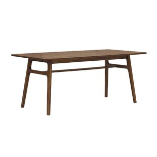 Bradley Solid Wood Dining Table