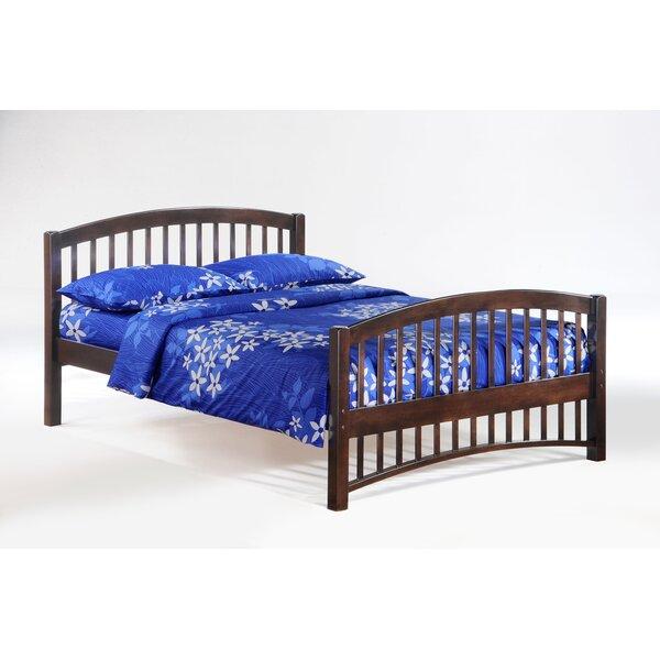 Brancaster Slat Bed by Winston Porter