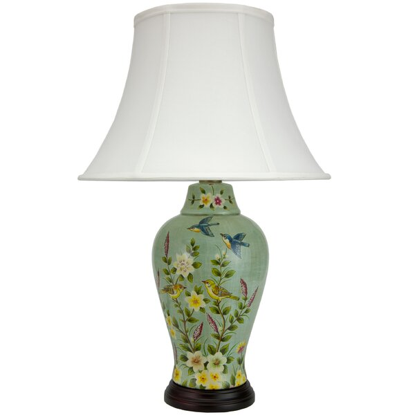 Abigail 24.5 Table Lamp by World Menagerie