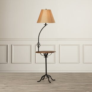 Lamps with a table youll love leishman 615 floor lamp mozeypictures Image collections
