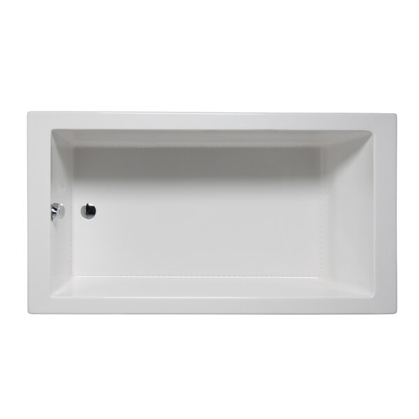 Wright 72 x 32 Drop in Bathtub by Americh