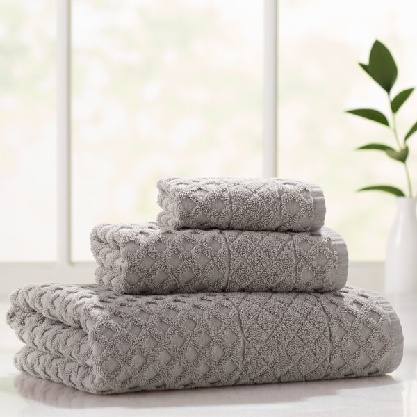 Flanagan 3 Piece Turkish Cotton Towel Set by The Twillery Co.