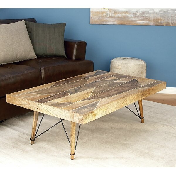 Opperman Coffee Table By Union Rustic