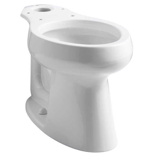 Highline 1.0 GPF Elongated Toilet Bowl by Kohler