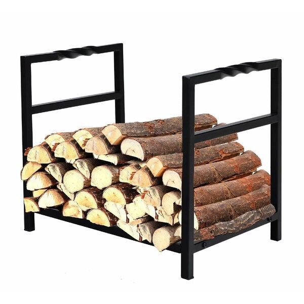 Indoor/Outdoor Firewood Racks Log Rack By PHI VILLA