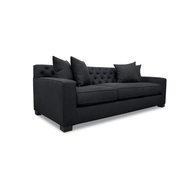 Tagen Plush Deep Sofa by Latitude Run