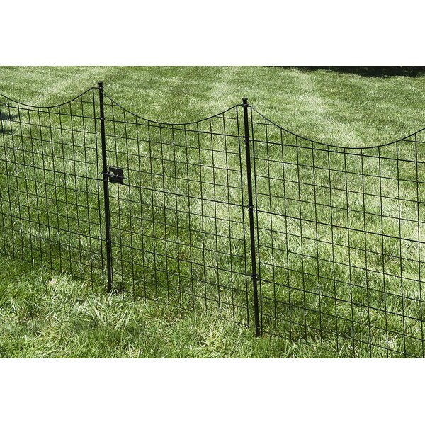 3.5 ft. H x 3 ft. W Zippity Garden Fence Gate by Zippity Outdoor Products